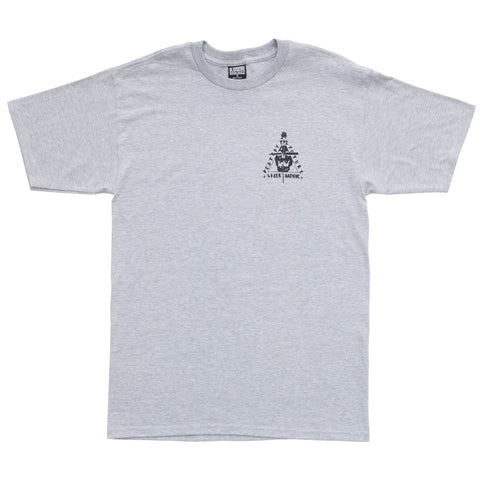 Loser Machine Blind Eye S/S Tee (Heather Grey)