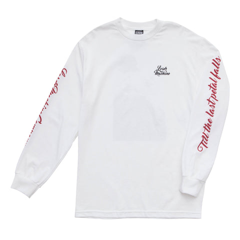 Loser Machine Lost Love L/S Tee (White)