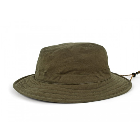 Brixton Tracker Bucket Hat (Olive)