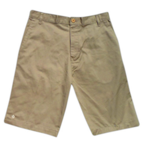 Stix Chantry Chino Shorts (Khaki)