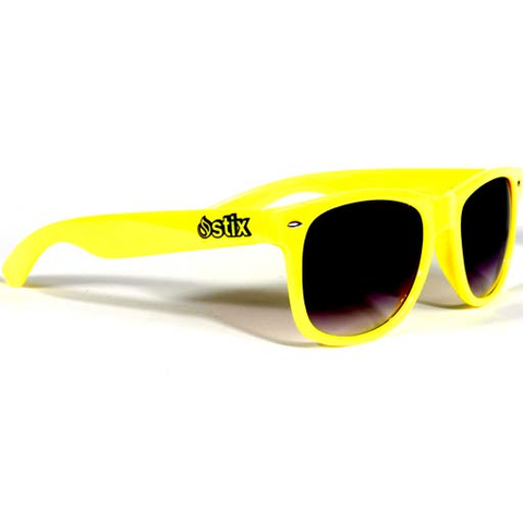 Stix Cruz Sunglasses (Yellow/Black)