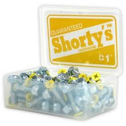 "Shortys Single Hardware Bolt and Nut (1""/Phillips/Yellow Tip)"