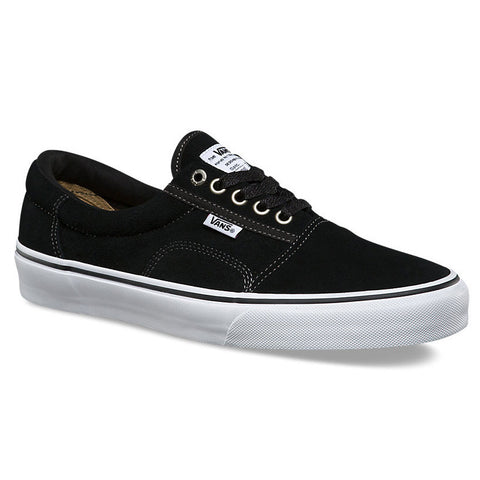 Vans Mens Rowley Solos Shoes (Black/White)