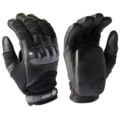 Sector 9 Boxer Slide Gloves (Black)