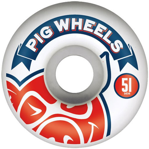 Pig Banner Wheels (51mm)