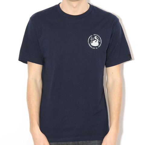 Undefeated El Invicto Tee (Navy)
