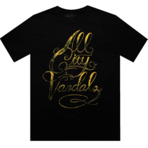 Jslv Rusty City Tee (Black)