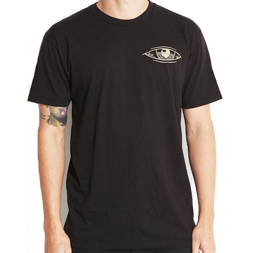 Toy Machine Joes Style S/S Tee (Black)