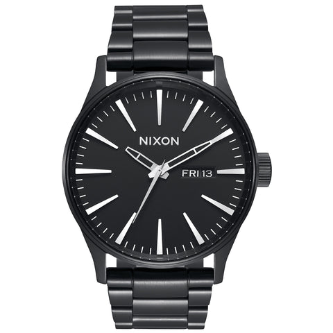 Nixon Sentry SS Watch (All Black)