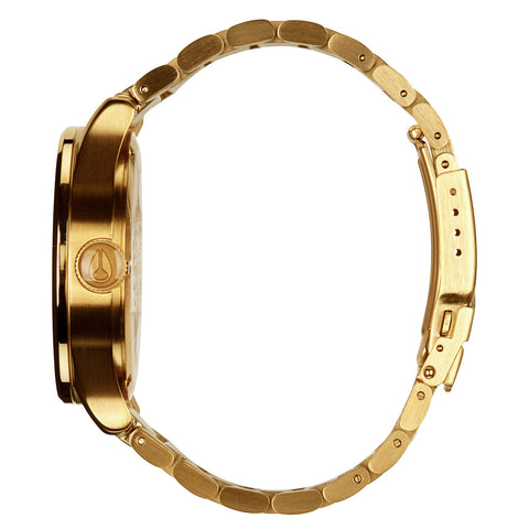 Nixon Sentry SS Watch (All Gold)