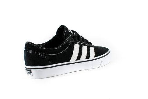 Adidas Adi-Ease Shoes (Black/White/Black)