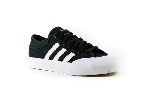 Adidas Matchcourt Shoes (Black/White/Black)