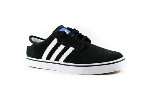 Adidas Seeley Shoes (Black/White)