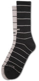 Altamont Mismatch Crew Socks (Black)