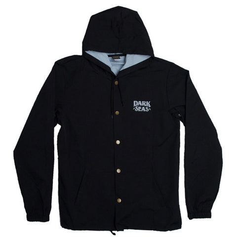 Dark Seas Tuki Jacket (Black)