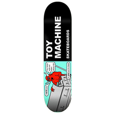 Toy Machine Tracts Deck