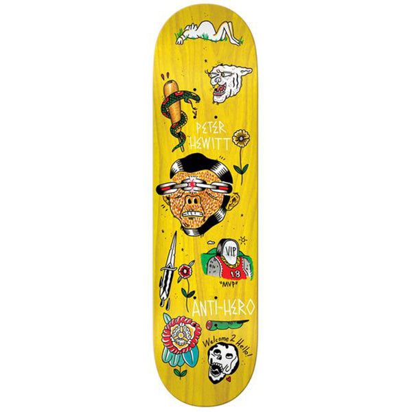 Anti Hero Hewitt Agrapedope Deck