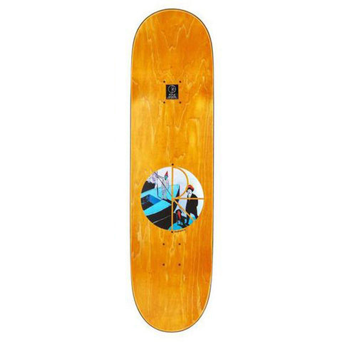 Polar Hjalte Halberg AMTK Rainbow Valley Deck