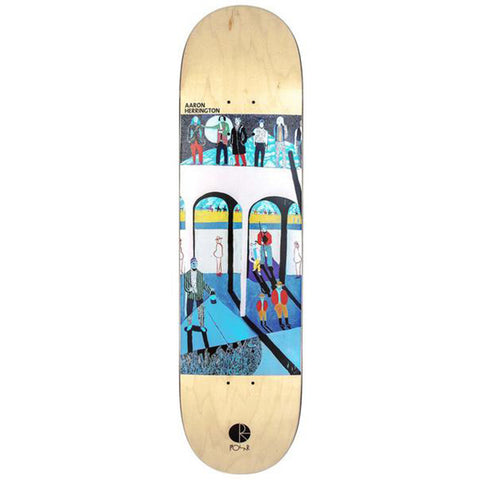 Polar Aaron Herrington AMTK Rainbow Valley Deck