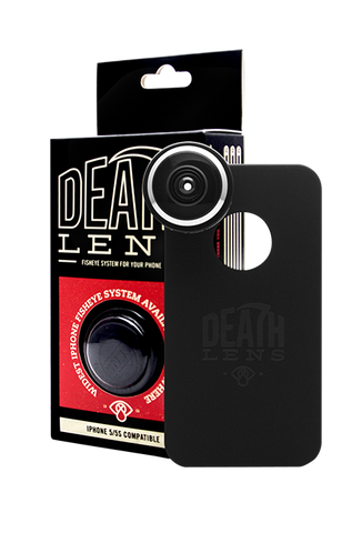 Death Lens Iphone 5/5s (Fisheye)