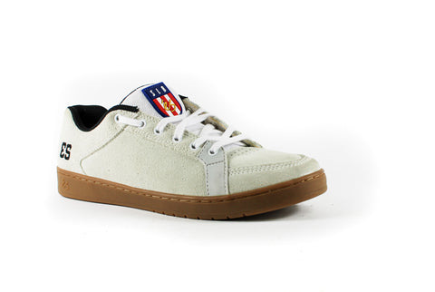 Es Sal Shoes (White/Gum)