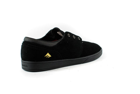 Emerica The Figueroa Shoes (Black/Black)