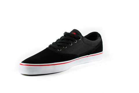 Emerica Provost Slim Vulc Shoes (Black/Denim)