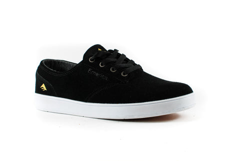 Emerica The Romero Laced Shoes (Black/White)