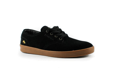 Emerica The Romero Laced Shoes (Black/Gum)
