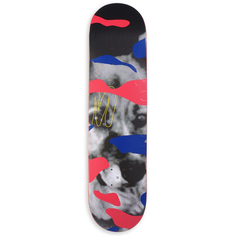Quasi Crockett Maxdog Deck (Red)