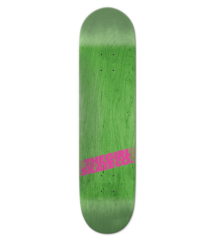 Girl Mike Mo Couch Potatoes Deck