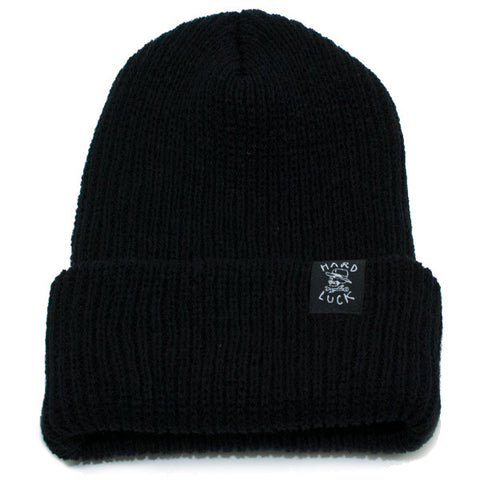 Hard Luck OG Beanie (Black)