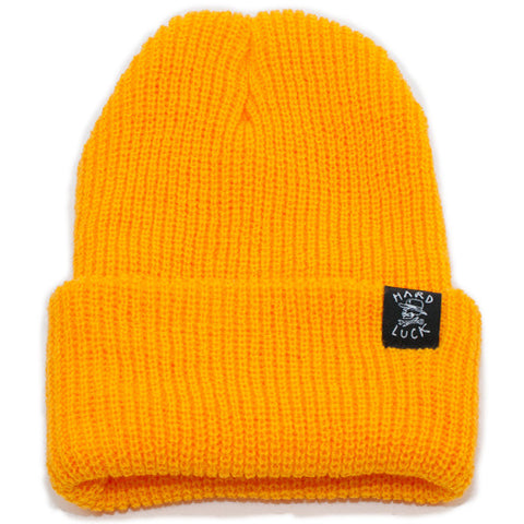 Hard Luck OG Beanie (Yellow)