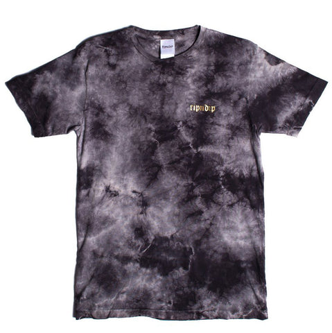 Rip N Dip All Hail S/S Tee (Black Acid Wash)