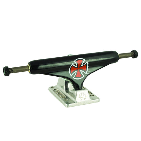 Independent 139 Stage 11 Wes Kremer Speed Hollow Standard Trucks (Black/Silver/Sold in Pair)