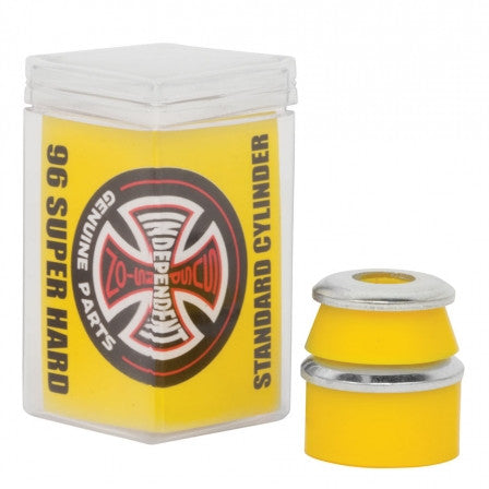 Independent Standard Cylinder Bushings (Super Hard/Yellow/96a)