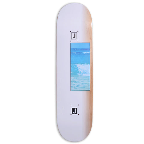 Quasi Johnson Ocean Deck (White)