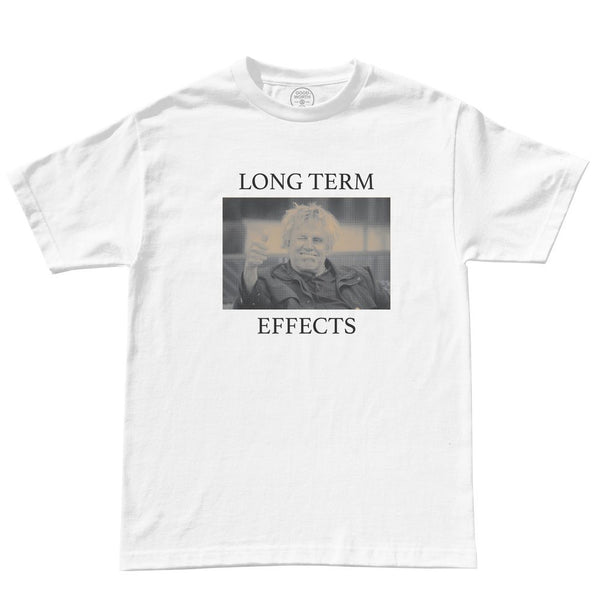 Good Worth Long Term Effects II S/S Tee (White)