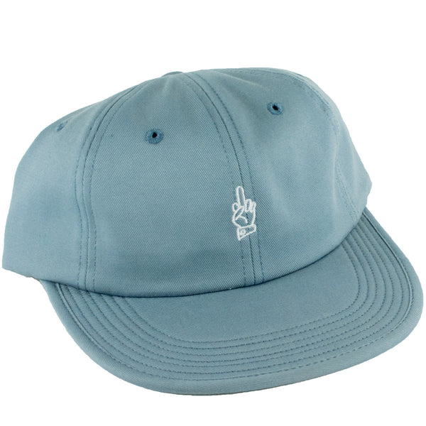 Good Worth Best Wishes Strapback Hat (Slate)