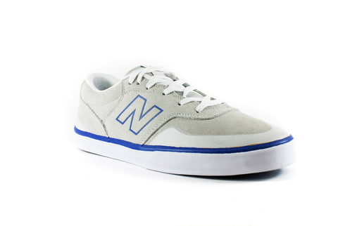 New Balance Numeric Arto Saari 358 Shoes (White/Blue)