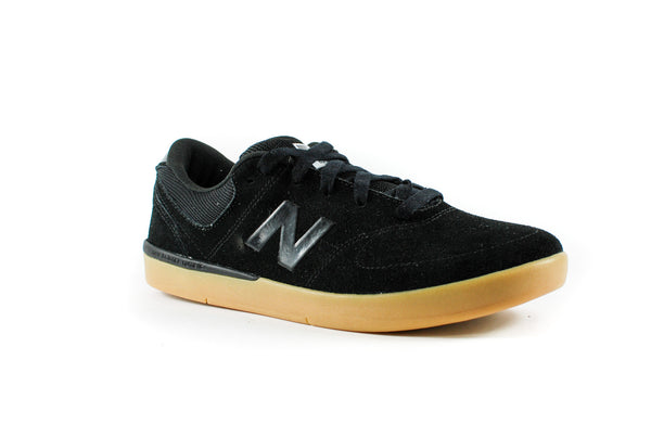 New Balance Numeric PJ Ladd Stratford 533 Shoes (Black/Gum)