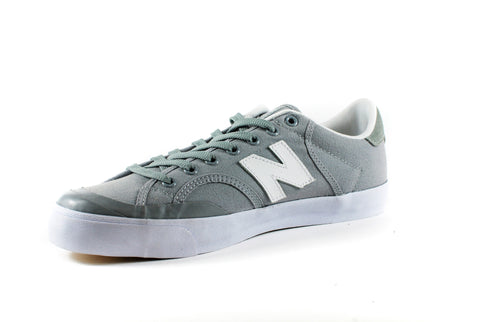 New Balance Numeric Pro Court 212 Shoes (Grey/White)