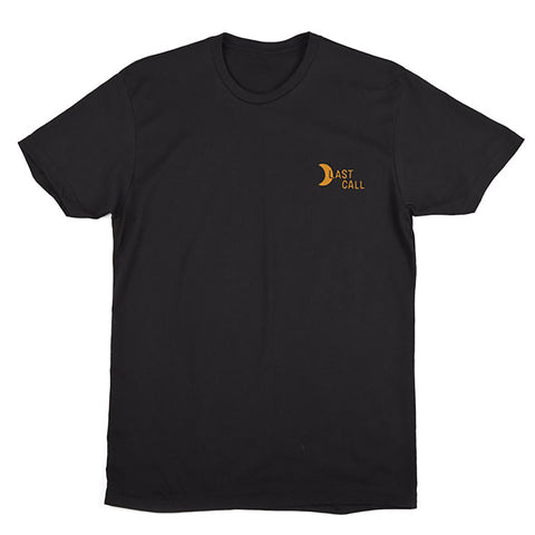 Brixton Nocturnal Standard S/S Tee (Black)