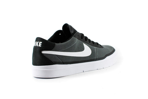 Nike SB Bruin Hyperfeel Shoes (Grey/Black/White)