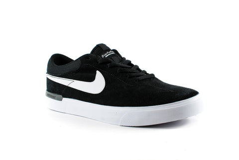 Nike SB Eric Koston Hypervulc Shoes (Black/White/Dark Grey)