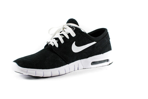 Nike SB Stefan Janoski Max Low Shoes (Black/White)