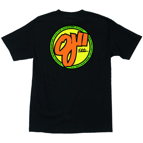 Oj Elites Regular S/S Tee (Black)