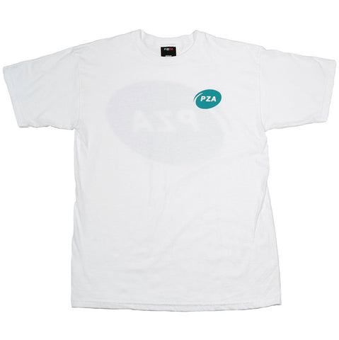 Pizza P10 S/S Tee (White)