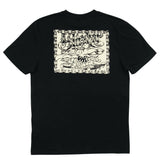 Santa Cruz Jailhouse Slasher Regular S/S Tee (Black)