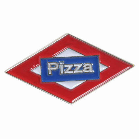 Pizza Sol Lapel Pin